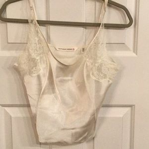 Victoria secret off white camisole